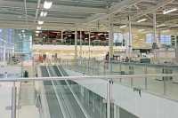 Tesco interior for McCue Corporation