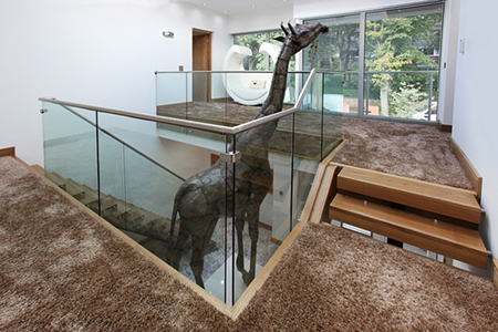 Interior for Bespoke Balustrades