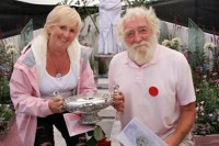 David Bellamy at Southport Flower Show